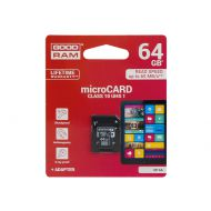 Karta micro-SDHC 64GB+adapter SD CL10 UHS-I  - 66-226.jpg
