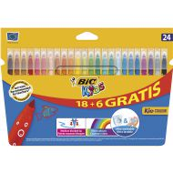 Flamastry BIC KIDS Couleur 14+4kol. - 841803_flamastry_kid_couleur_pudelko_18_6.jpg