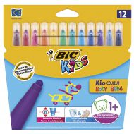 Flamastry BIC KIDS Kid Couleur Baby 12kol. - 902080_flamastry_kid_couleur_baby_pudelko_12.jpg