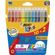 Flamastry BIC KIDS Couleur 10+2kol. - 920294_flamastry_kid_couleur_pudelko_10_2.jpg