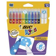 Flamastry BIC KIDS Magic Felt Pens 10+2kol. - 9202952_flamastry_magic_pudelko_10_2.jpg