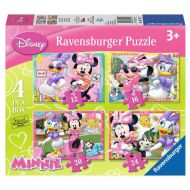 Puzzle Mickey Mouse 4 w 1 071272 - __b_4005556071272.jpg