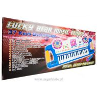 Keyboard 37 Keys SD-966B Lucky Bear - img_5501.jpg