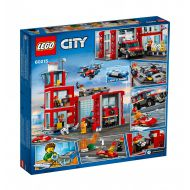 Lego City Remiza strażacka 60215 - lego-city-60215-remiza-strazacka-4.jpg