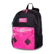 41349839b244f Plecak młodzieżowy Coolpack Hippie Pink Glitter 22271CP B33081